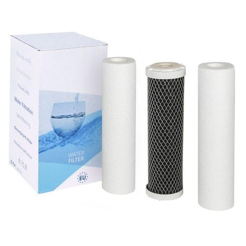 Комплект картриджей Aquafilter FP3-CRT