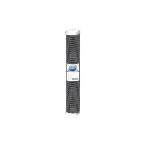 Картридж угольний тип SLIM 20 Aquafilter FCCBL-L