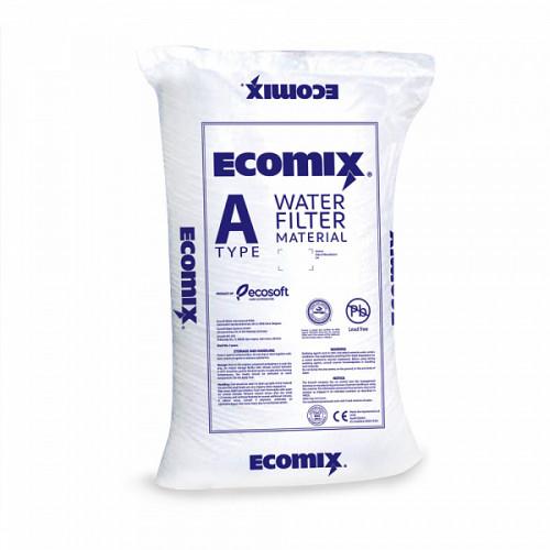 Сорбент комплексной очистки Ecomix-А, мешок 25л