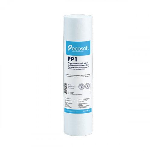 Картридж поліпропіленовий Ecosoft CPV25101ECO, 1 мкм