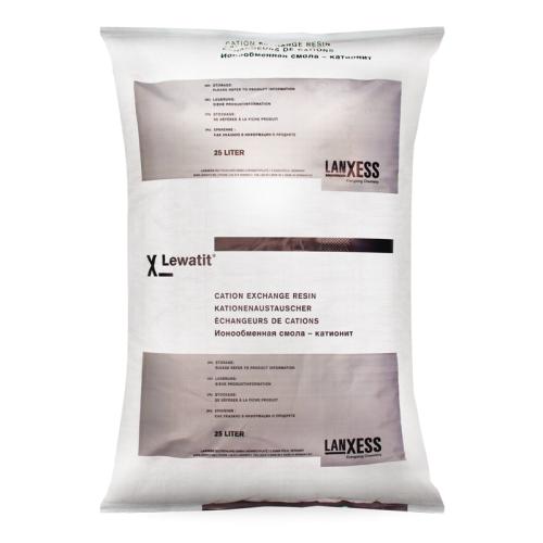 Катіоніт сильно кислотний Lewatit S1567, мішок 25 л
