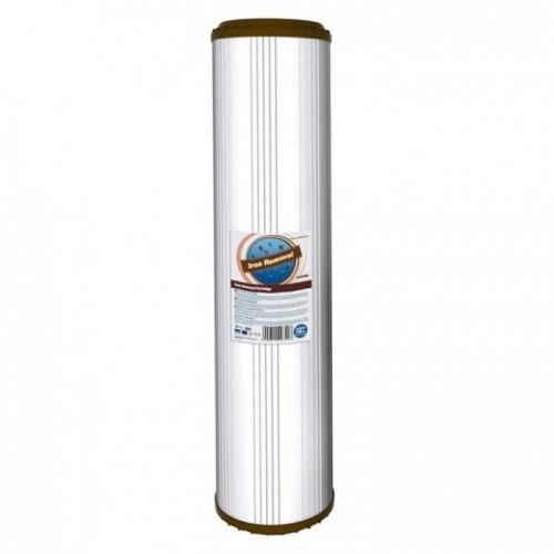 Картридж видаляючий залізо типу Big Blue 20 Aquafilter FCCFE20BB