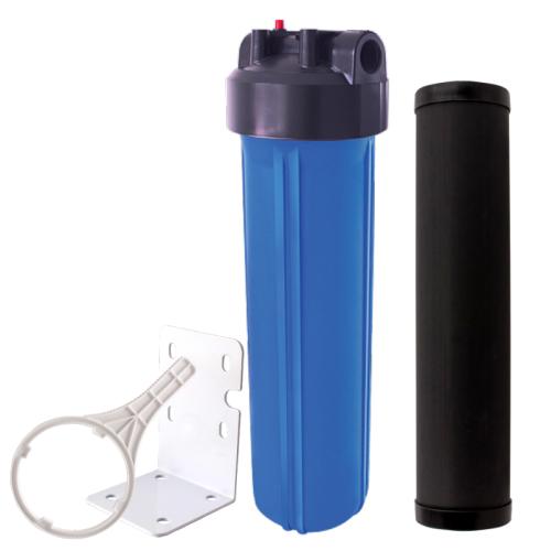 Фильтр угольный Organic Big Blue 20 с GAC картриджем