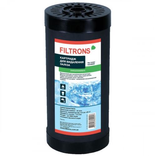 Картридж для видалення заліза Filtrons Big Blue 10, FLG10BB20