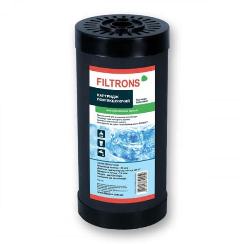 Картридж пом'якшуючий Big Blue 10 Filtrons, FLUM10ВВ10