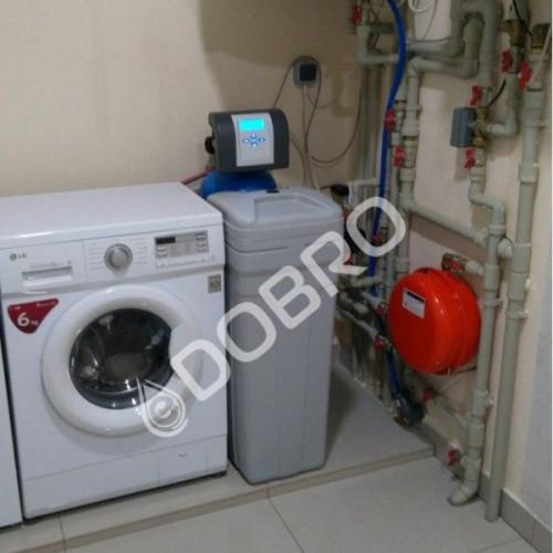 Фильтр умягчитель Softener Dowex HCR-S/S U1035 Premium ClackPallas