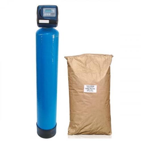 Фильтр угольный от железа, сероводорода, органики GacPlus 1054 Clack TC
