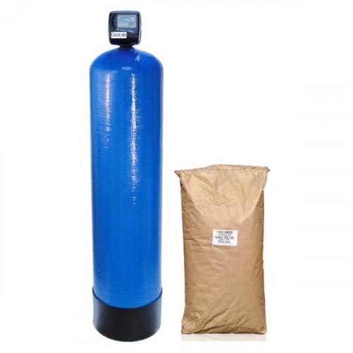 Фильтр угольный от железа, сероводорода, органики GacPlus 1465 Clack TC