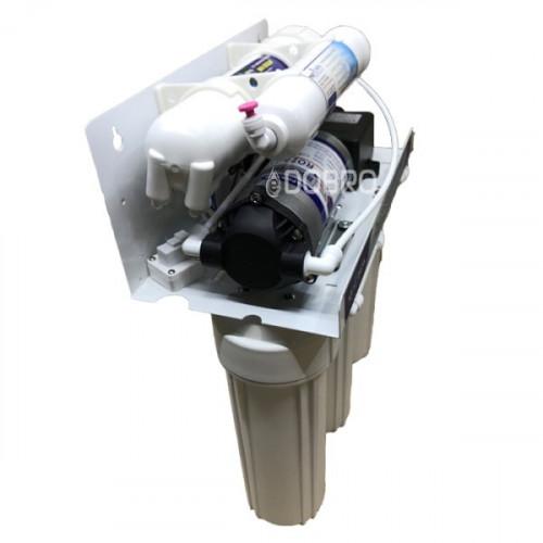 Фильтр обратного осмоса Ecopure RO-6P с минерализатором и насосом