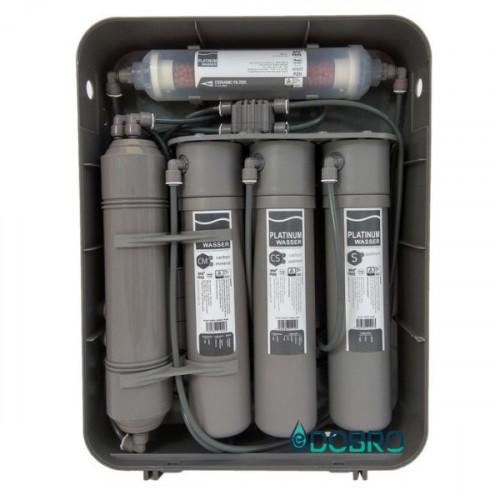 Фильтр обратного осмоса Platinum Wasser NEO 7 BOX