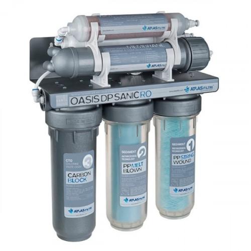 Фильтр обратного осмоса Atlas Filtri Oasis DP Sanic Standard (SE6075310)
