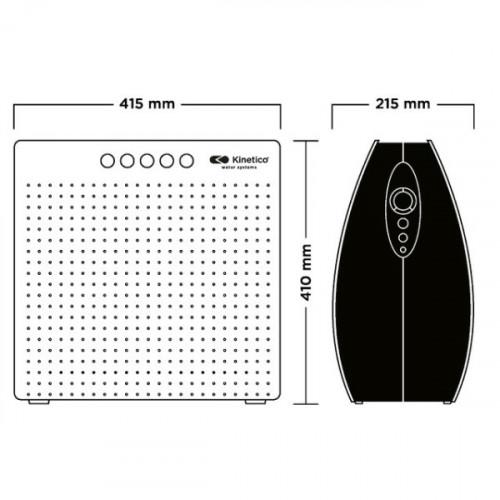 Компактный фильтр обратного осмоса KINETICO K3