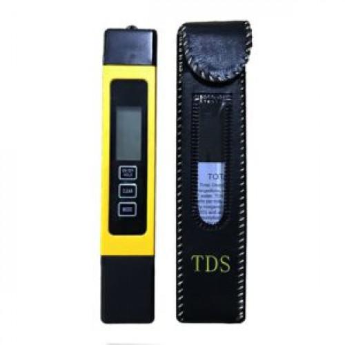 Солемер TDS с цветовой индикацией качества воды