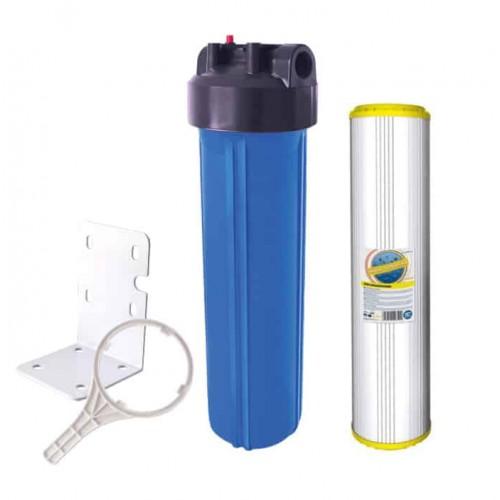 Фильтр типа Big Blue 20 с умягчающим картриджем в комплекте