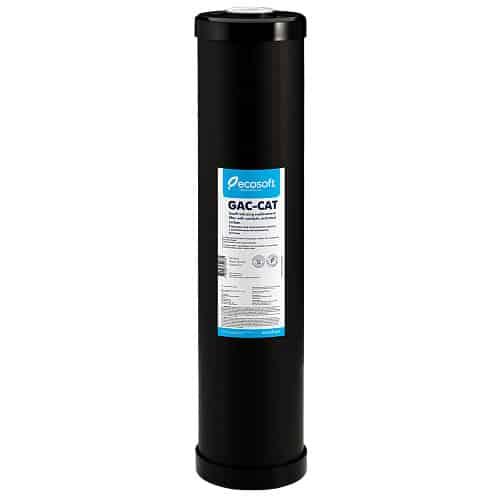 Картридж  Ecosoft CRVS4520ECO от сероводорода BB20