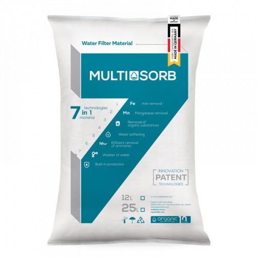 Сорбент Organic Multisorb для комплексної очистки, мішок 25л