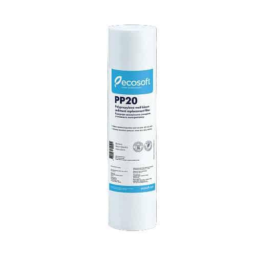 Картридж полипропиленовый Ecosoft CPV251020ECO, 20 мкм