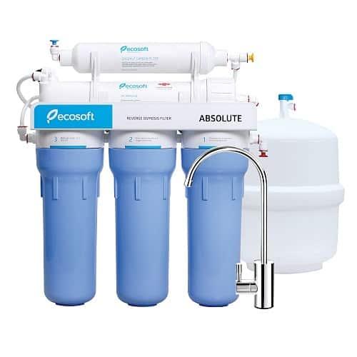 Фильтр обратного осмоса Ecosoft Absolute 5-50 (MO550ECO)