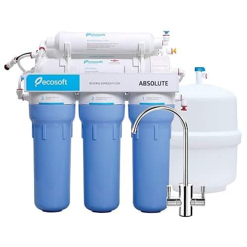 Фильтр обратного осмоса Ecosoft Absolute 6-50M с минерализатором (MO650MECO)