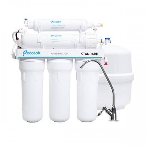 Фильтр обратного осмоса Ecosoft Standard 5-50 (MO550ECOSTD)