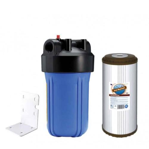 Фильтр типа Big Blue 10 с обезжелезивающим картриджем в комплекте