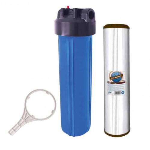 Фильтр типа Big Blue 20 с обезжелезивающим картриджем в комплекте
