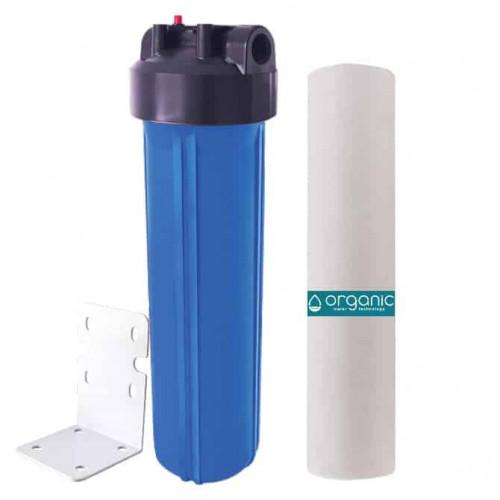 Фильтр Organic типа Big Blue 20 с механическим картриджем в комплекте