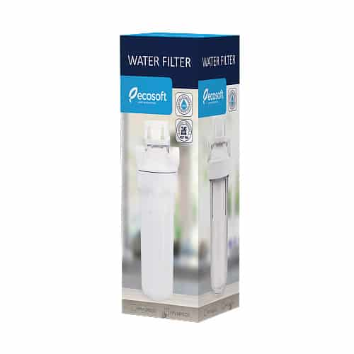 Магистральный фильтр 1/2 для холодной воды повышенной прочности Ecosoft FPV12PECO