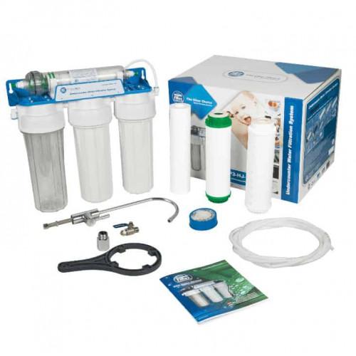 Фильтр проточного типа Aquafilter FP3-HJ-K1