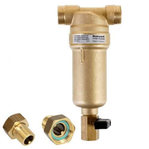 Механический фильтр для горячей воды HoneyWell FF06-1/2AAM