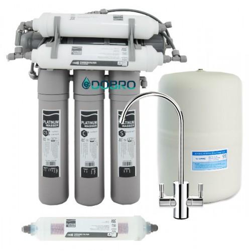 Фильтр обратного осмоса Platinum Wasser NEO 7