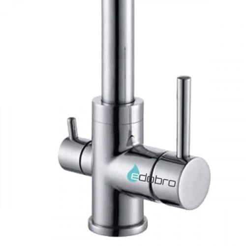 Трёхпозиционный кран-смеситель AquaSanita Sabiaduo 2963-001 Хром
