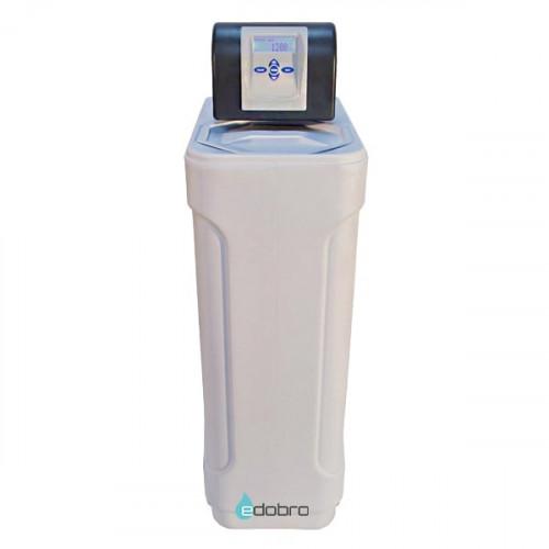 Фильтр умягчитель кабинетного типа KRYSTAL Dowex HCR-S/S U1035 Premium ClackPallas
