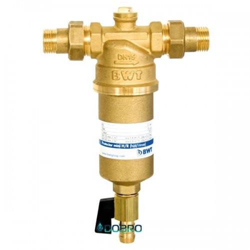 Механической фильтр для горячей воды BWT PROTECTOR MINI 1/2