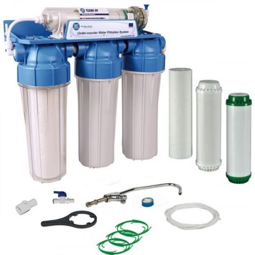 Фильтр проточного типа Aquafilter FP3-HJ-K1N