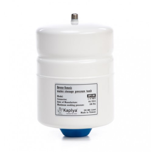 Накопительная емкость металлическая SPT-5W на 2л.