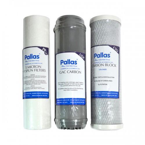 Комплект картриджів попереднього очищення Pallas Viva
