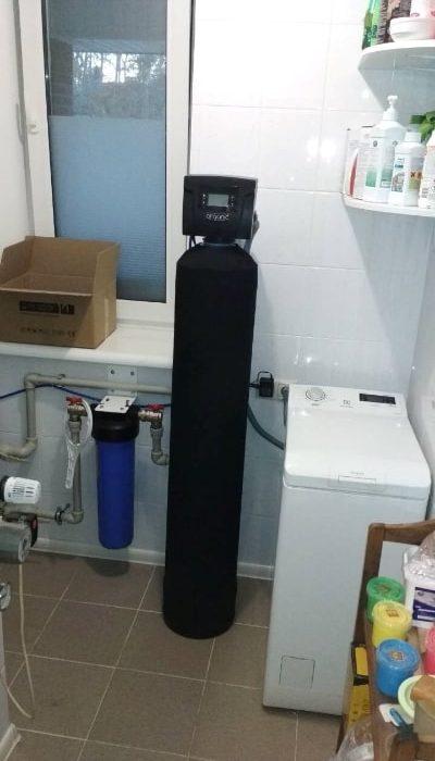 Комплексная очистка воды со скважины